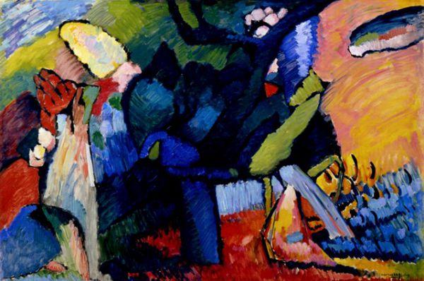 «Импровизация IV», 1909