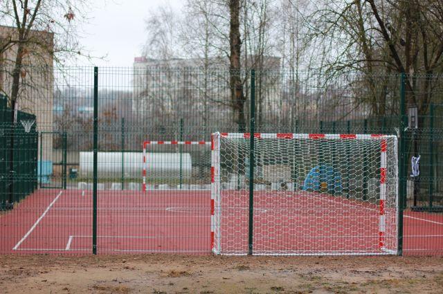 Для юных омичей организуют новые спортплощадки.