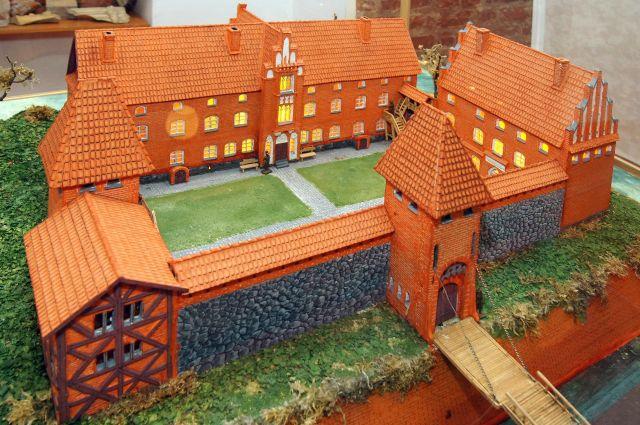 Замок Вальдау.