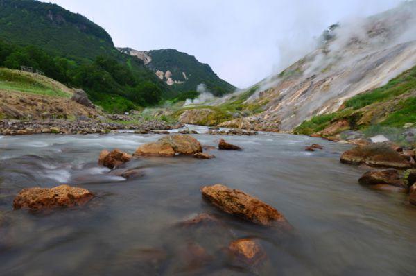 Река Гейзерная.