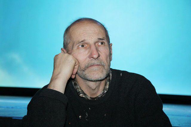 Пётр Мамонов.