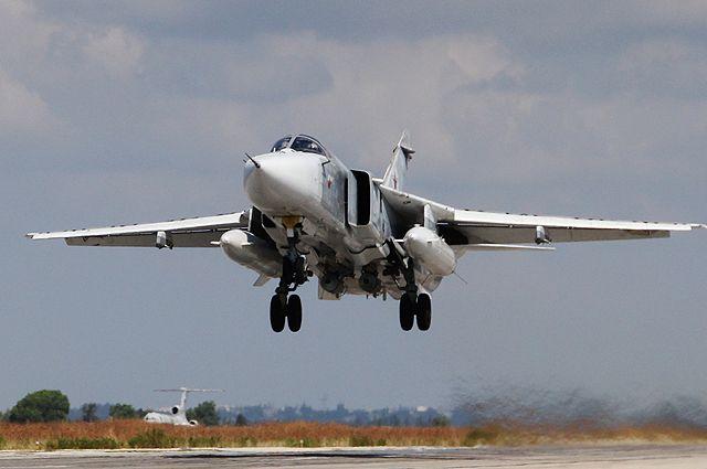 Су-24.