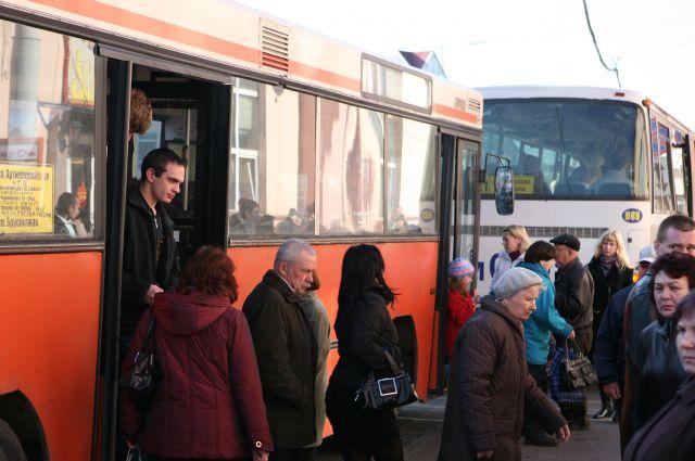 На маршрут № 8 в Калининграде выйдут дополнительные автобусы.