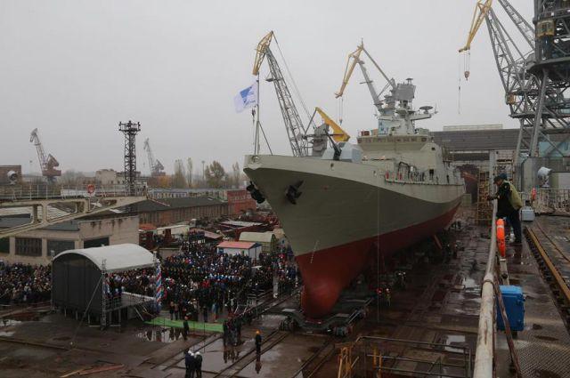 Финансиста завода «Янтарь» в Калининграде обвиняют в разглашении гостайны.
