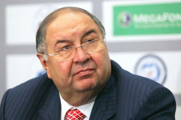 Третье место занял Алишер Усманов («Металлоинвест», Mail.ru Group, «Мегафон», DST, ЮТВ Холдинг, СТС Media) с состоянием в $12,5 млрд.