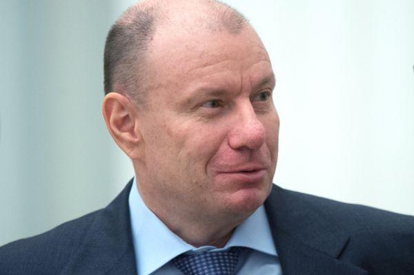 Владимир Потанин («Норильский никель»), возглавлявший рейтинг в прошлом году, оказался на четвертом месте с $12,1 млрд.