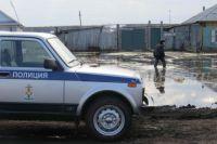 Полиция будет помогать жителям области бороться с паводком.