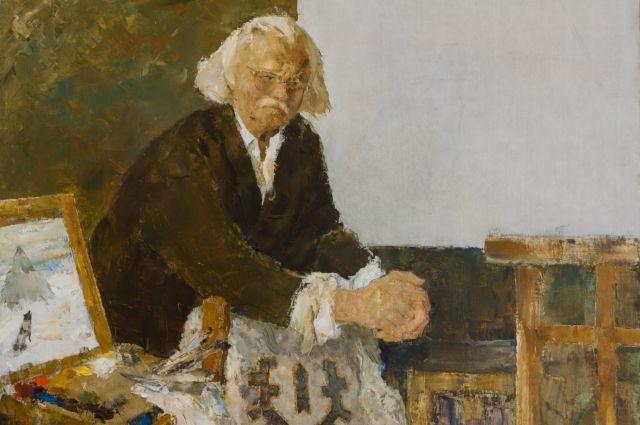 Одна из работ художника Владимира Игошева