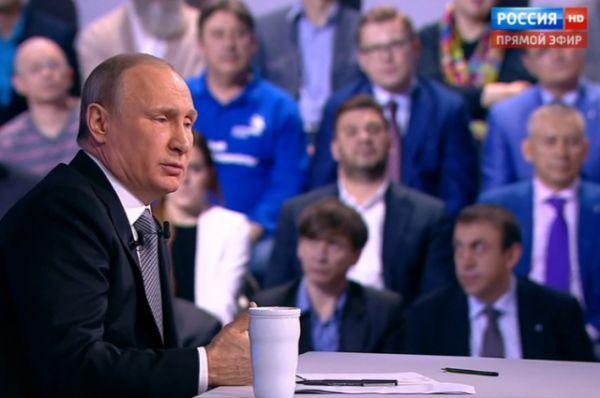 Владимир Путин ответил, что постарается помочь ростовской региональной организации инвалидов.