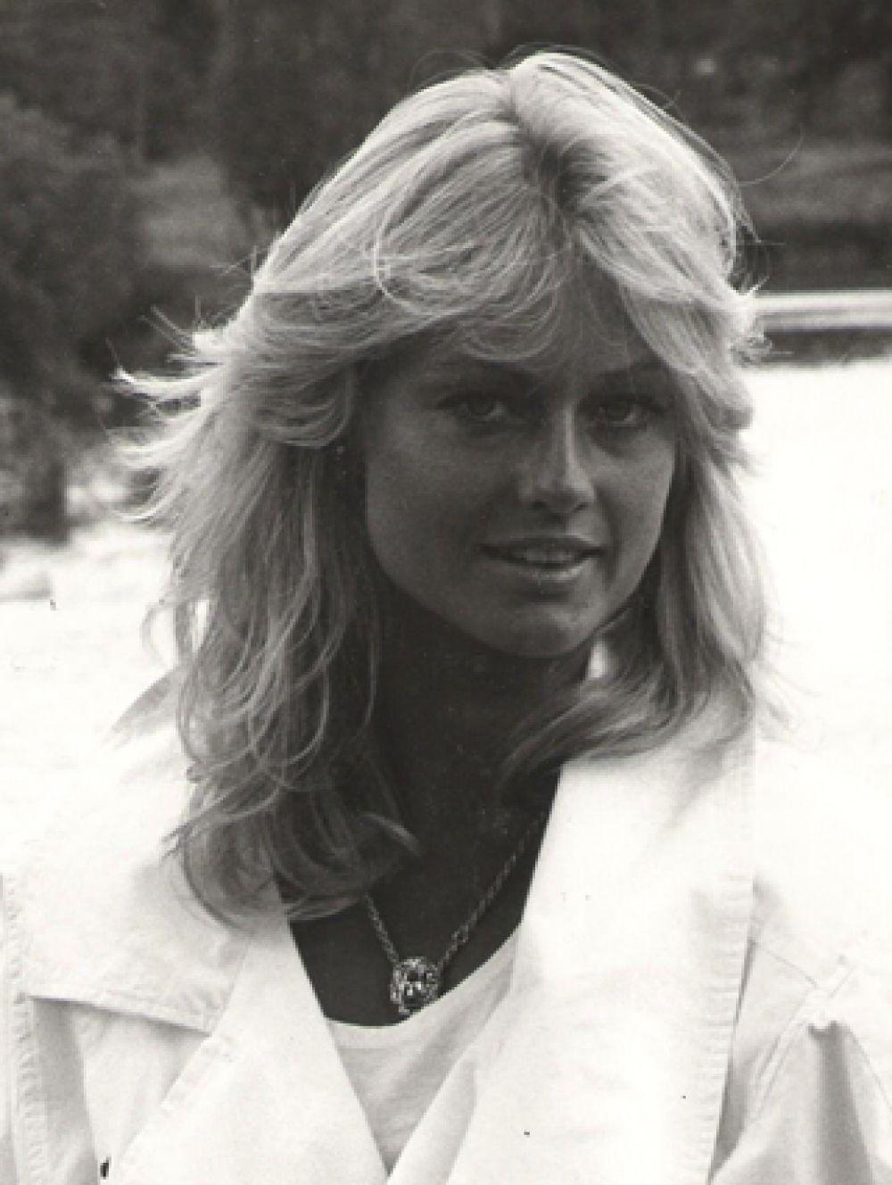 «Мисс Мира 1977» Мари Стэвин, Швеция