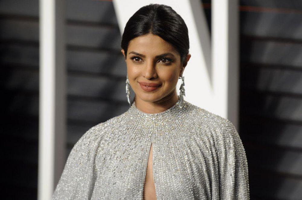 «Мисс Мира 2000» Приянка Чопра, Индия