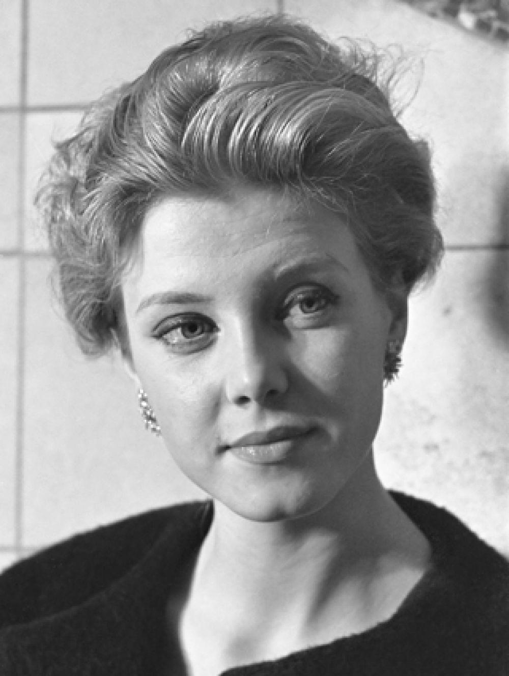 «Мисс Мира 1959» Корин Роттшефер, Нидерланды