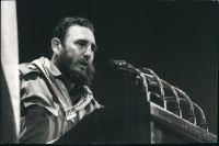 Фидель Кастро.