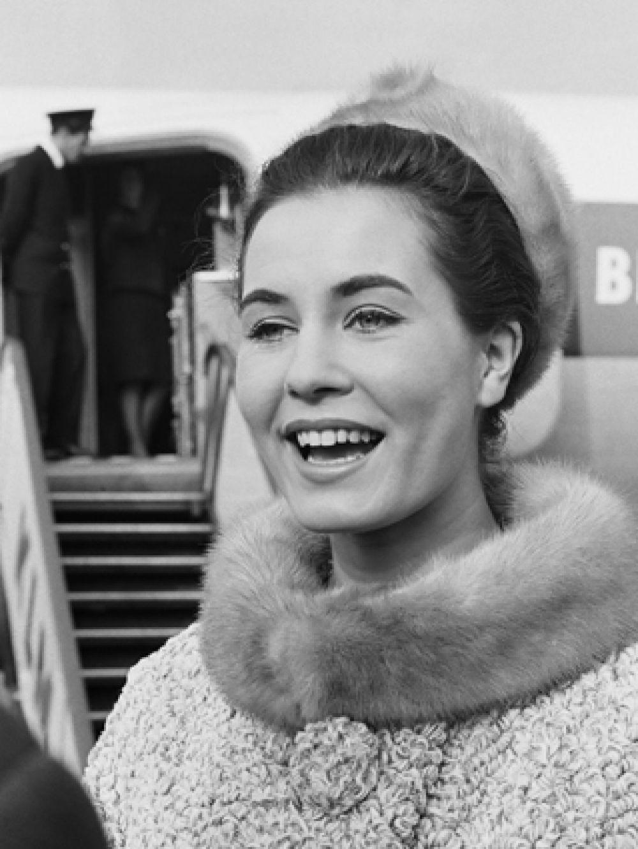 «Мисс Мира 1962» Катарина Лоддерс, Нидерланды