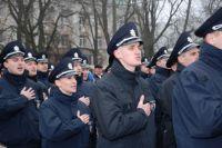 Сотрудники патрульной полиции