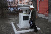Памятник Александру Николаевичу Чеглецову