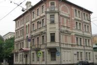 Посольство Бахрейна в Москве на Б.Ордынке.