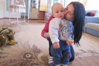 В Центре молодым мамам  помогают найти жильё, получить документы на детей, вернуться в семьи или создать новые.