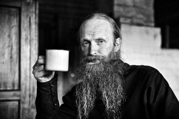 Монах Геннадий.