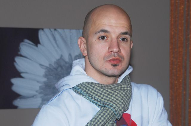Егор Дружинин.
