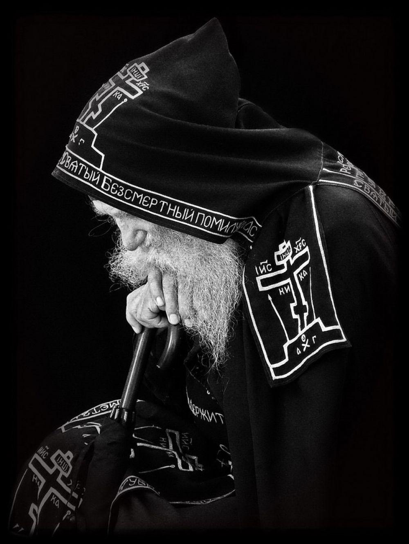 Схимонах Савва.