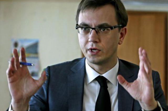Глава Мининфраструктуры Владимир Омелян
