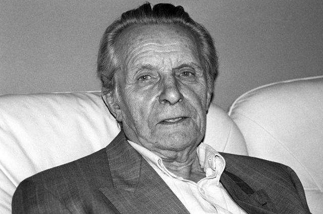 Евгений Самойлов. 1997 год.