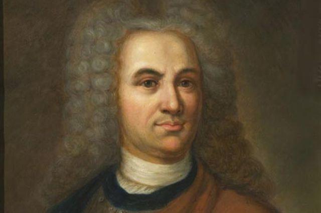 Василий Татищев.