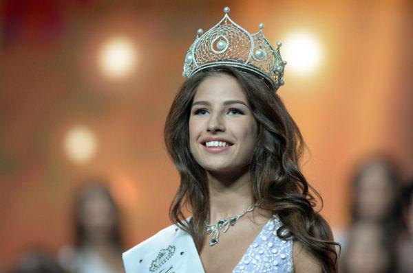 Мисс Россия 2016 Яна Добровольская (Тюмень).