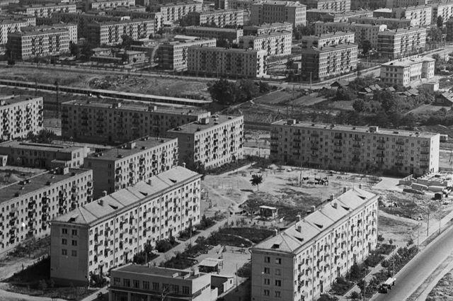 Район жилой застройки на западе Москвы Фили-Мазилово (ныне Западный административный округ Москвы, район Фили-Давыдково).