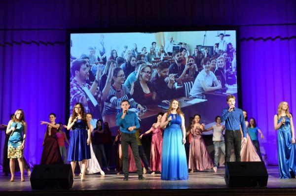 Участников конкурса поприветствовал губернатор Ростовской области Василий Голубев и глава администрации донской столицы Сергей Горбань.