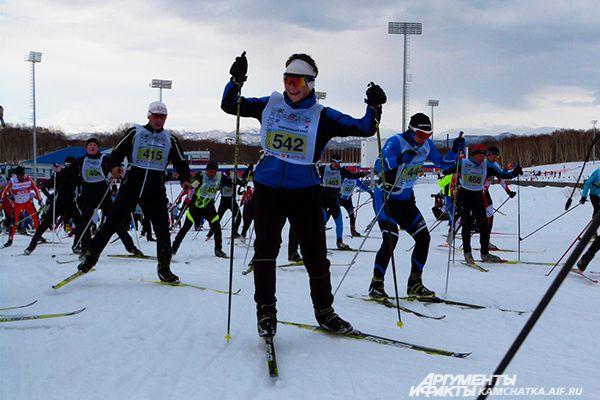 «Авачинский марафон» проводился уже  в 23-й раз.