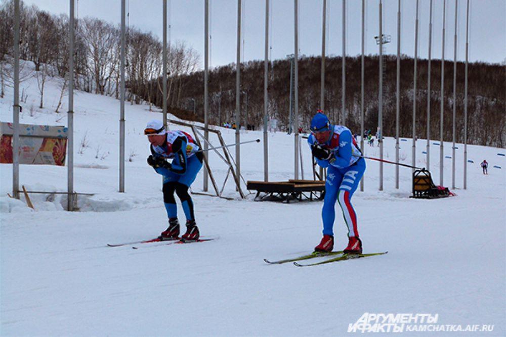 «Авачинский марафон» на Камчатке проводится с 1994 года.