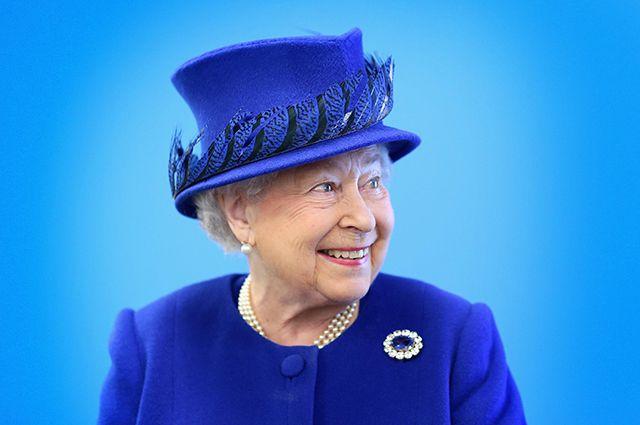 Королева Елизавета II.