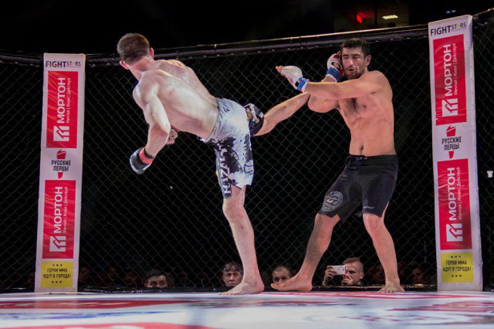 Для обоих бойцов это второй по счету бой на этом турнире.