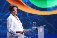 пПезидента Бразилии Дилма Русеф.