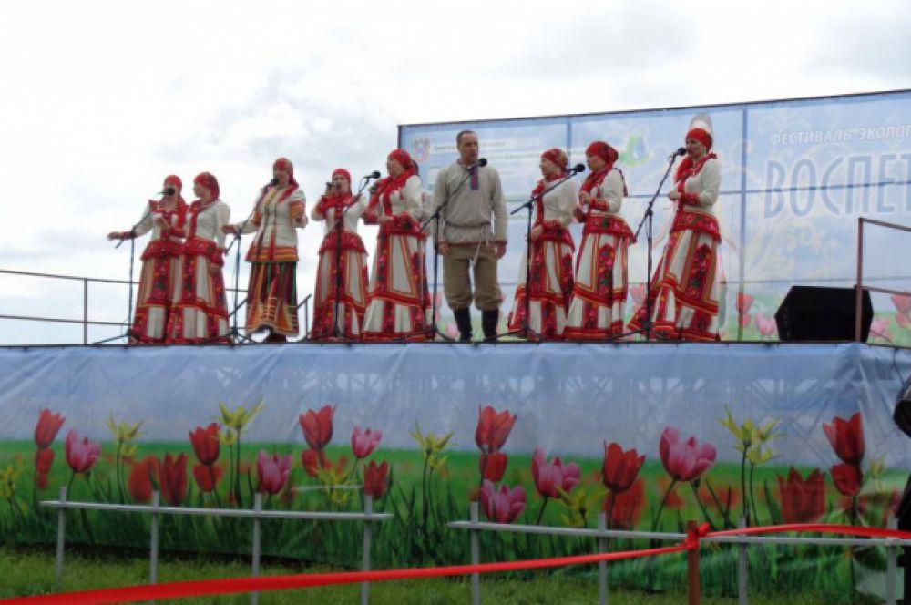 V фестиваль экологического туризма «Воспетая степь» прошёл в Орловском районе Ростовской области 16 апреля.