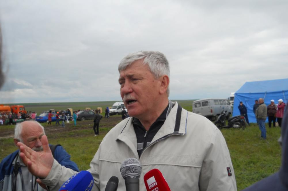 «Развитие экологического туризма на Дону  нынче является приоритетной задачей», - сказал замгубернатора Вячеслав Василенко.