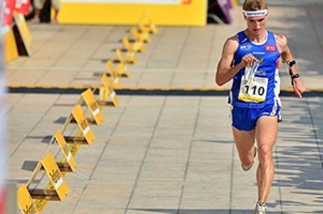 Калининградец Дмитрий Наконечный стал вторым на Кубке РФ по спортивному ориентированию.