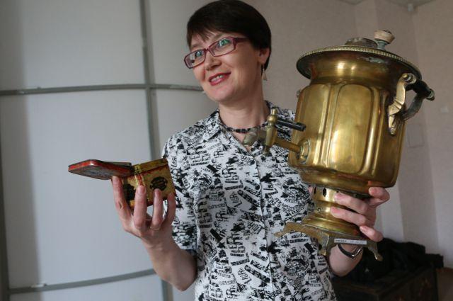 Традиция пить чай была в Че-лябинске ещё в середине ХIХ ве-ка. Чай подавали в трактирах,  гостиницах, постоялых дворах.