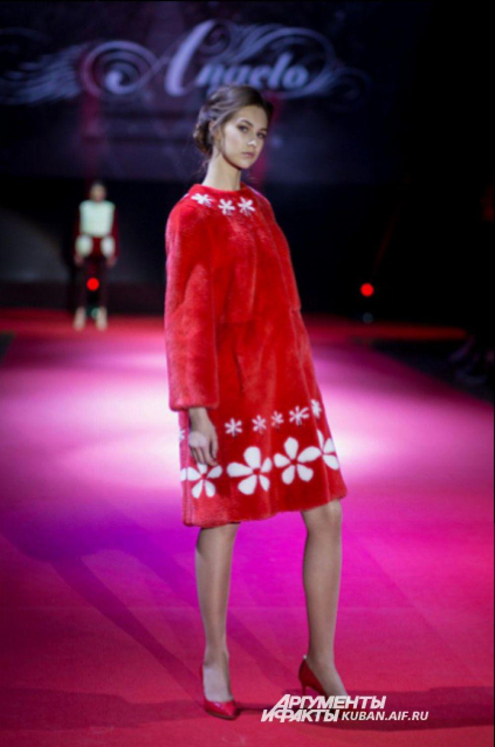 Меха от дизайнера из Лабинска Снежаны Бедусенко.