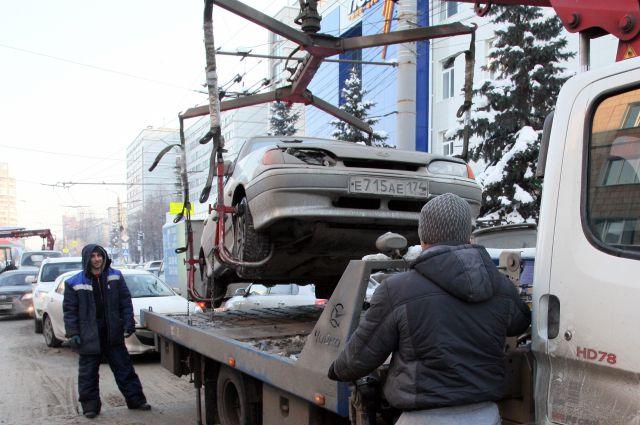 Авария произошла в Первомайском районе