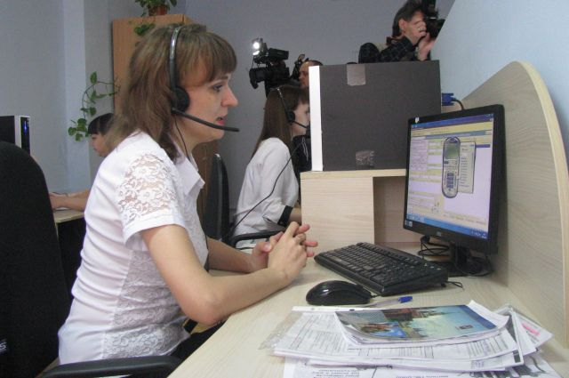 Работа операторов колл-центра строится на уникальном программном обеспечении, которое не даёт затеряться ни одному обращению.