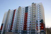 Многоквартирный дом №92 по улице Большой в городе Рязани, построенный по программе переселения граждан из аварийного жилья.