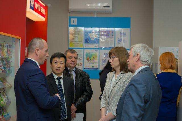 Проект осуществляется Почтой России совместно с группой ВТБ.