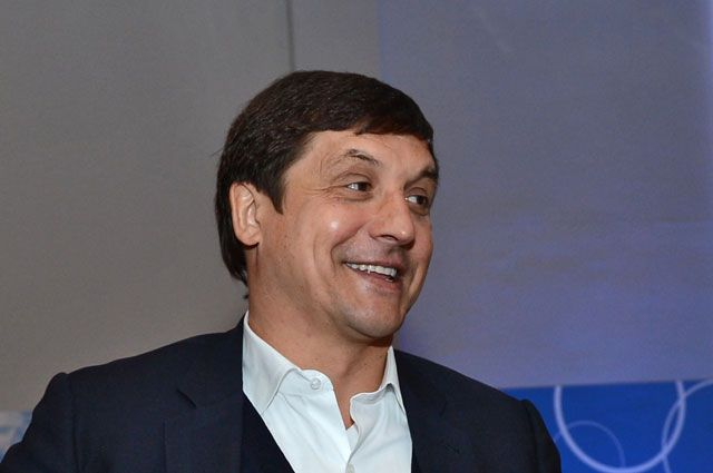 Валерий Каменский.
