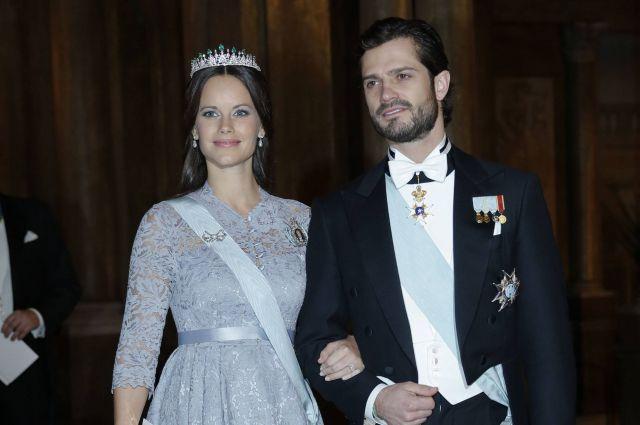 Шведский принц Карл Филипп впервый раз стал отцом