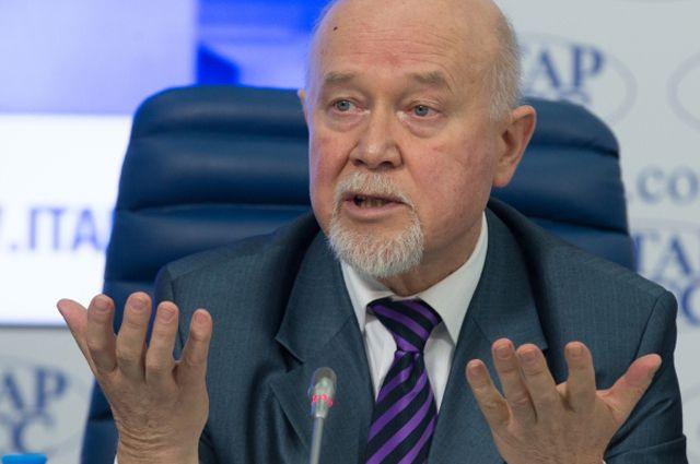 Сергей Колесников.