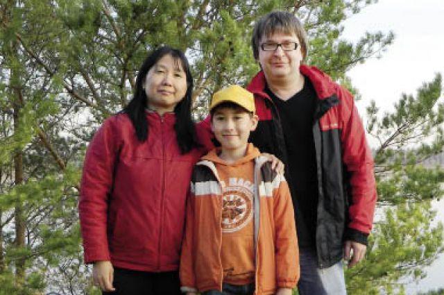 Семья Путиных мечтает съездить в Японию.