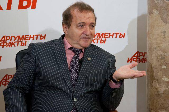 Сергей Лобарев.